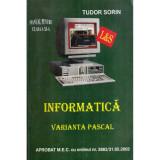 Informatica - Manual pentru clasa a XI-a - Profilul Matematica - Informatica