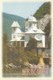 Romania, Cazanele Dunarii, Manastirea Mraconia, c.p. ilustrata necirculata, Printata