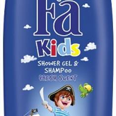 FA gel de dus si sampon Kids Pirate, 0-6 luni