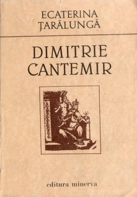 DIMITRIE CANTEMIR – ECATERINA ȚARĂLUNGĂ foto