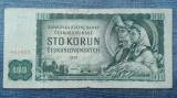 100 Korun 1961 Cehoslovacia / seria 961958