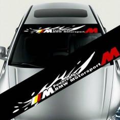 Sticker parasolar auto M BMW
