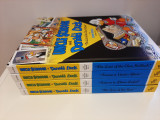 Set Benzi desenate ( 4 volume) cu Donald Duck si Uncle Scrooge in engleza - Noi
