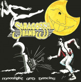 "Saragossa Band - Moonlight And Dancing (1984, Ariola) Disc vinil single 7"""