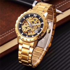 Ceas Automatic GOLDEN 11, Elegant, Mecanic-Automatic, Analog