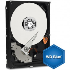 Hard disk notebook WD Blue, 500GB, SATA-III, 5400 RPM, cache 16MB, 7 mm