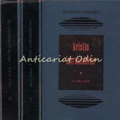 Kristin Lavransdatter I-III - Sigrid Undset, 1967