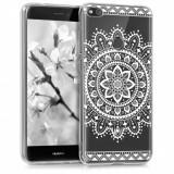 Husa pentru Huawei P9 Lite (2017), Silicon, Alb, 40898.08
