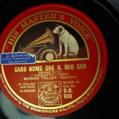 Vind Discuri pick-up Vinil vechi straine,master Voce, sony music
