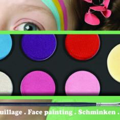 Culori make up non alergice Djeco pastel