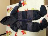 Salopeta bebe iarna