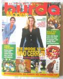 Revista BURDA Moden Nr. 3/1998, cu tipare, in limba germana. Croitorie