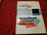 Schimbatoare de caldura industriale - Bazil Popa , Helmuth Theill , .. RF18/4