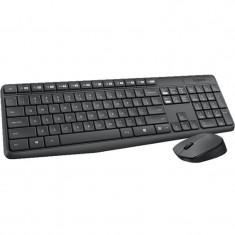 Tastatura + Mouse Wireless Combo MK235