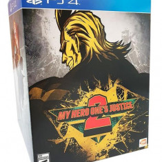 My Hero One S Justice 2 Collector S Edition Ps4