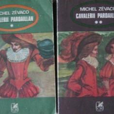 Cavalerii Pardaillan (vol. I + II)  -  Michel Zevaco