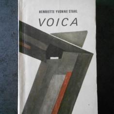 HENRIETTE YVONNE STAHL - VOICA (1972)