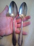 Doua linguri de argint 800 Germania