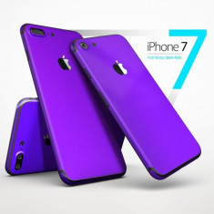Skin iPhone 7 COLANT folie spate Purple