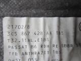 Mocheta portbagaj partea dreapta VW Passat cod 3C5867428AA