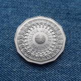 50 Cents 1977 Australia Moneda aniversara