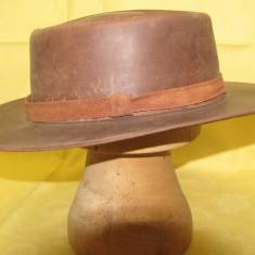 Authentic Argentinian Leather Gaucho  Lagomarsino Hat