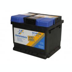Baterie CARTECHNIC 12V 44Ah 440A ULTRA POWER (R+ Borna standard) 207x175x175 B13 - flansa montare 10.5 mm (Pornire)