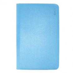 Husa Samsung Galaxy Tab A 10,5 2018 T590 / T595 Flip Cu Stand Albastra