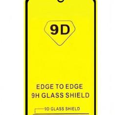 Folie de Sticla 9D Full Glue HUAWEI P30 Lite (Negru) Smart Glass