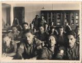 Fotografie militari poza veche