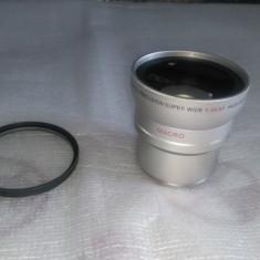Adaptor Giotto super wide 52mm +adaptor 45,6-52mm Olympus