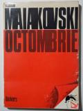 Vladimir Maiakovski - Octombrie (versuri) (antologie de Tamara Gane)