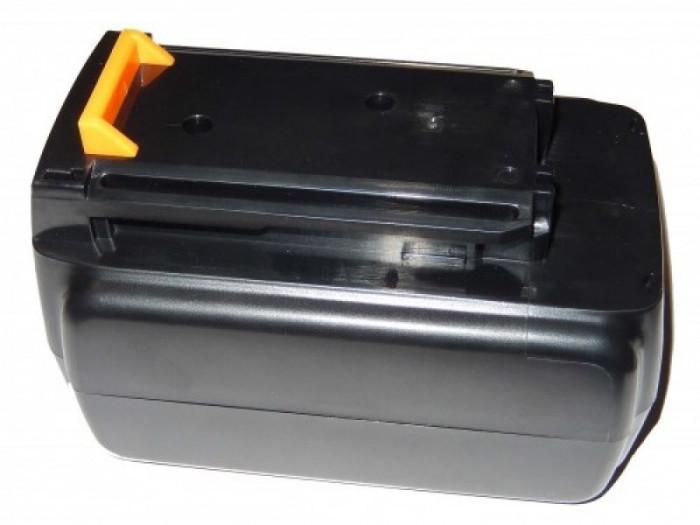 Acumulator pentru black & decker bl1336, bl2036 u.a. 36v/li-ion/2000mah, BL1336-XJ, BL2036