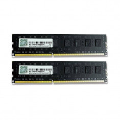 Memorie GSKill 8GB DDR3 1333MHz CL9 Dual Channel Kit