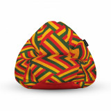 Cumpara ieftin Fotoliu Units Puf (Bean Bag) tip para, impermeabil, cu maner, 80 x 90 x 68 cm, zion
