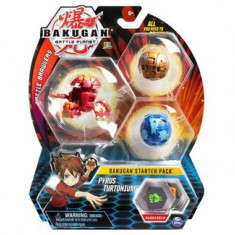 Bakugan, pachet start Pyrus Turtonium