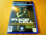 Tom Clancy's Splinter Cell Pandora Tomorrow, PS 2, alte sute de jocuri