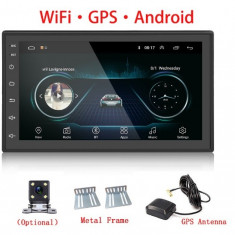 Navigatie MP5 Player 2Din Universal Android / Navigatie -Waze / Touch Screen