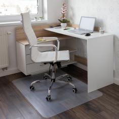 Garnitura de protectie sub scaun, transparenta, 120x90 cm, 0, 5 mm, ELLIE NEW TYP 2