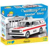 Cumpara ieftin Set de construit Cobi, Youngtimer Collection, Wartburg 353 Tourist Med (79 pcs)