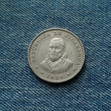 3n - 50 Centavos de Cordoba 1939 Nicaragua / primul an de batere, America de Nord