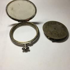 Ceas vechi de buzunar,defect