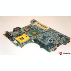 Placa de baza laptop defecta cu interventii Sony Vaio VGN-C2Z PCG-6R1M