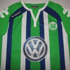 Tricou KAPPA fotbal - VFL WOLFSBURG (Germania) nr. 26, M, Din imagine, De club