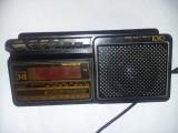 Radio cu ceas marca MEKOSONIC Fr.FM si AM.DEFECT,estetic conform foto,T.GRATUIT
