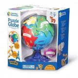 Cumpara ieftin Puzzle interactiv - Glob pamantesc copii, Learning Resources