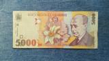 5000 Lei 1998 Romania