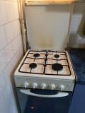 Aragaz cu 4 arzatoare si cuptor gaz, Zanussi