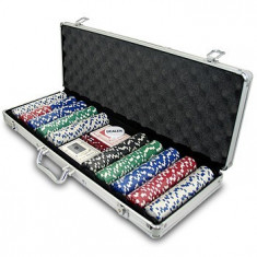 Set poker 500 de piese