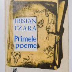 Tristan Tzara - Primele poeme și Insurecția de la Zurich (prezentare Sașa Pană)